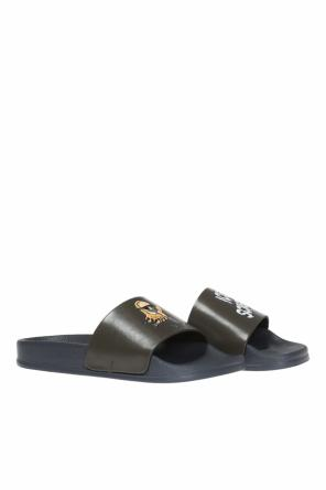 Printed sliders od Stella McCartney Kids